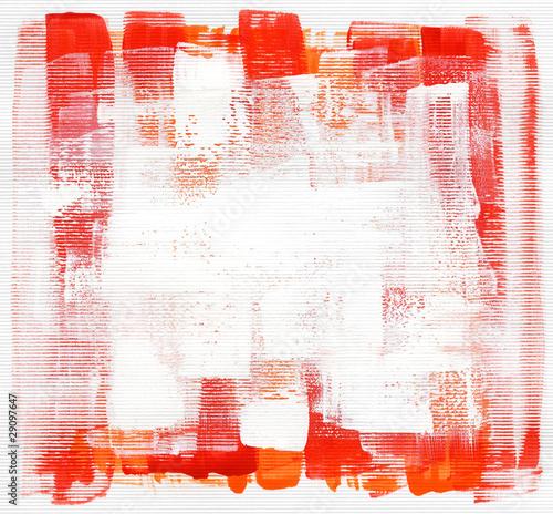 Fotografia, Obraz  Painted grunge background