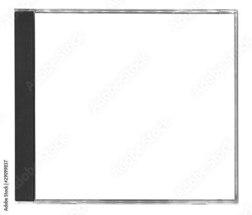 Obraz blanck cd cover - fototapety do salonu