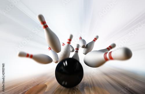 Papel de parede bowling