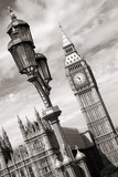 Fototapeta Big Ben - London Scene