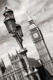 Fototapeta Big Ben - London Scene