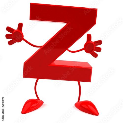 Valokuva  Lettre Z