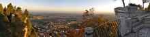 Veduta Riviera Adriatica Da San Marino