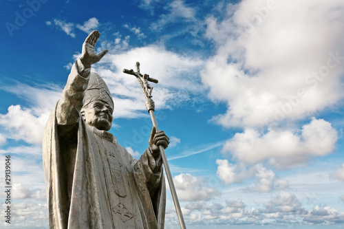 Foto Pope John Paul II