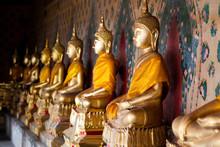 Bouddha Statue Wat Arun, Bangk...