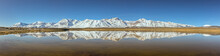 Refection Of Eastern Sierras