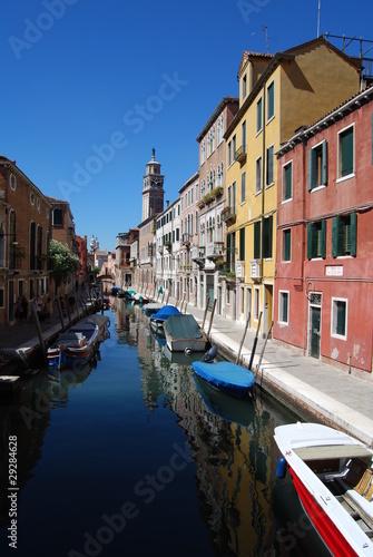 Deurstickers Brugge l'autre Venise