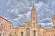 Catedral de Oviedo,Asturias,España.