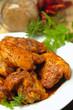 Chicken with spices - Pollo con le spezie
