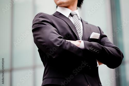 Fotografie, Obraz  ビジネスイメージ メンズ 男性
