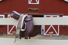 Riders Saddle