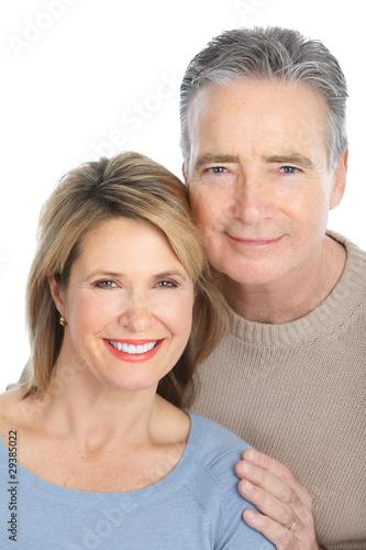 Seniors couple #29385022