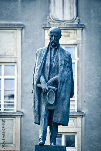 Fotografía  Tomas Garrigue Masaryk statue