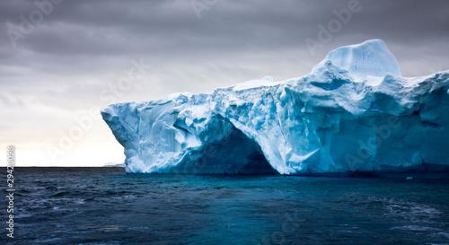 Foto op Plexiglas Arctica Antarctic iceberg