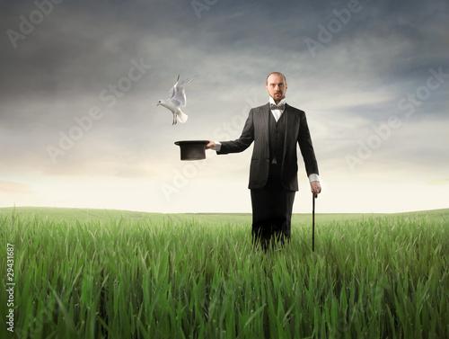 Valokuva  Magician