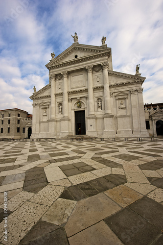Fototapety, obrazy: Basilica di San Giorgio Maggiore, Venezia