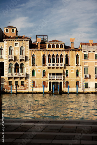 Fototapety, obrazy: Venedig-Canal_Grande_3