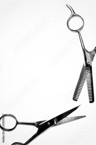 nożyczki - ramka