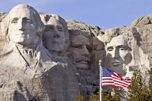 Mount Rushmore South Dakota Black Hills