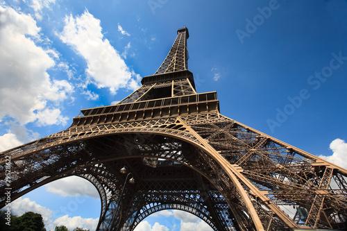 Fototapeta Tour Eiffel Large obraz na płótnie