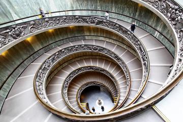 Naklejka Vatican museum