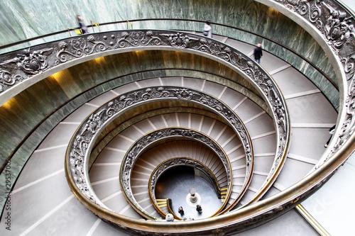 Obraz na plátně  Vatican museum