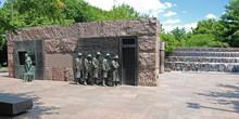 Hunger Sculpture Of Franklin Delano Roosevelt Memorial
