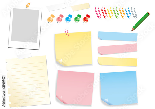 Obraz stationery - fototapety do salonu