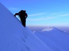 Walking On The Ridge