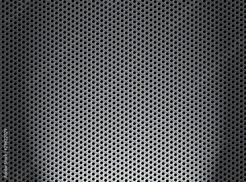 Valokuva  pattern of metal background
