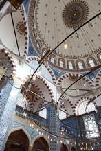 Rustem Pasha Mosque Dome, Ista...