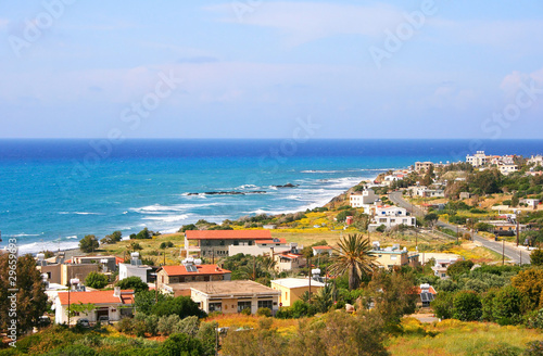 Foto op Canvas Cyprus Cyprus landscape