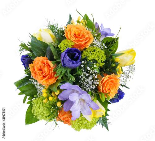 Foto op Canvas Madeliefjes Flower