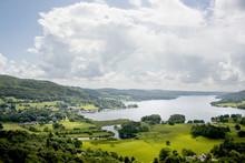 Landscape Of Lake Windermere, ...
