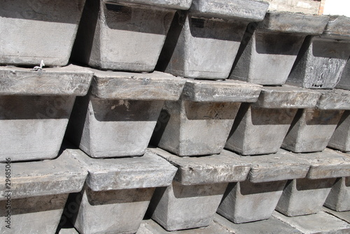 Fototapety, obrazy: Iron bricks