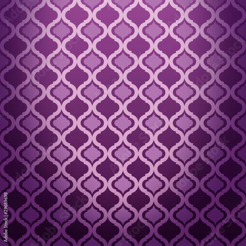 Keuken foto achterwand ZigZag traditional pattern
