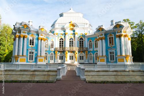 Foto op Plexiglas Historisch geb. The Hermitage of The Catherine Park