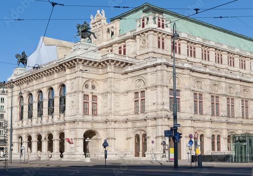 Photo  Wiener Staatsoper