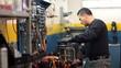 mechanic at work 9