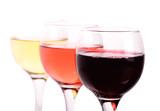 Three different wine glasses - 29777893