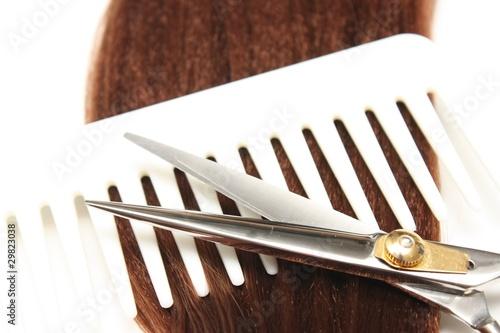 Fotografia, Obraz Outils de coiffure 3