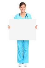 Medical Sign Nurse