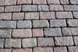 Walkway stone bricks