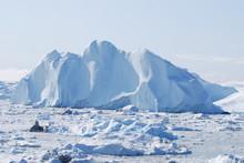 Mountain Iceberg