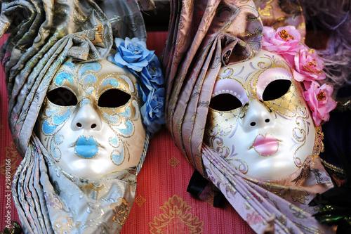 Fototapety, obrazy: carnevale di venezia 345