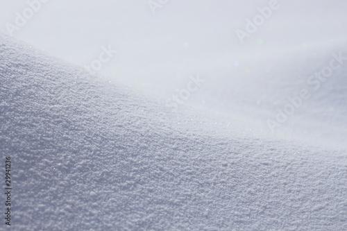 Vászonkép 雪原の光と影