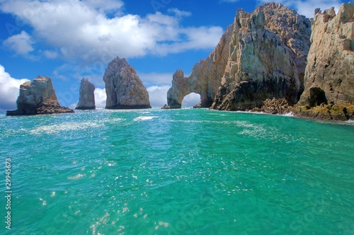 Photo cabo arch