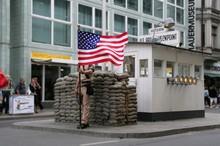Charlie CheckPoint En Berlín