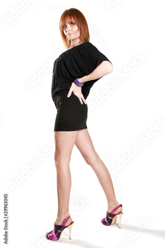 online store 21644 ac9a3 Frau lange Beine - Buy this stock photo and explore similar ...