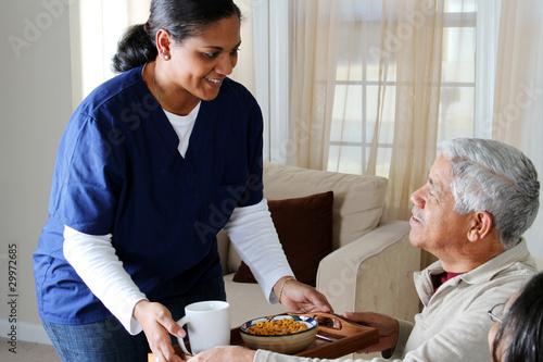 Home Health Care – kaufen Sie dieses Foto und finden Sie ähnliche ...